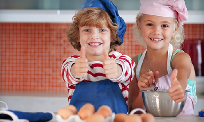 The Kids' Table - West Town: $35 for Three Kids' Cooking Classes at The Kids' Table ($75 Value)