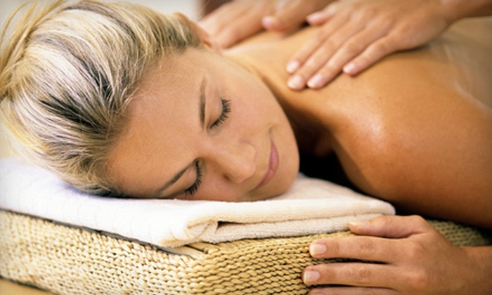 A Touch of Inspiration - Fort Lauderdale: $40 for a Signature Massage or Rose Mud Wrap at A Touch of Inspiration in Cooper City (Up to $90 Value)