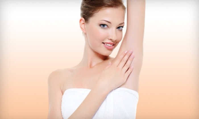 Physicians Skin and Weight Centers - Campbell: $99 for Six Laser Hair-Removal Treatments at Physicians Skin and Weight Centers (Up to $1,200 Value)