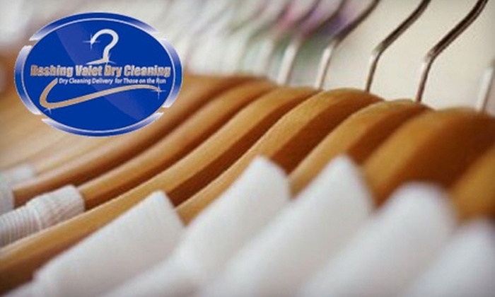 Dashing Valet - Allentown / Reading: $12 for $25 Worth of Dry Cleaning and Laundry Services from Dashing Valet