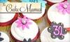 The Cake Mamas - Glendora: $7 for Six Cupcakes at The Cake Mamas in Glendora ($15 Value)