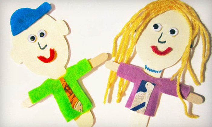 Green Kid Crafts: Two- or Four-Month Subscription to Eco-Friendly Kids' Craft Club from Green Kid Crafts (Up to 64% Off)