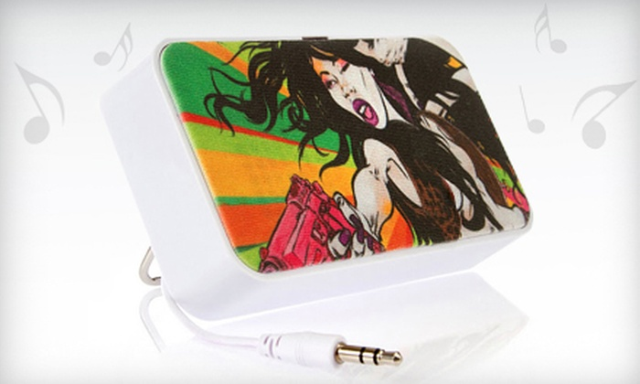 OrigAudio: $19 for a Customized, Self-Designed Doodle Speaker from OrigAudio ($39.99 Value)