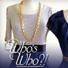 Half Off Clothing and Accessories at Who's Who?!