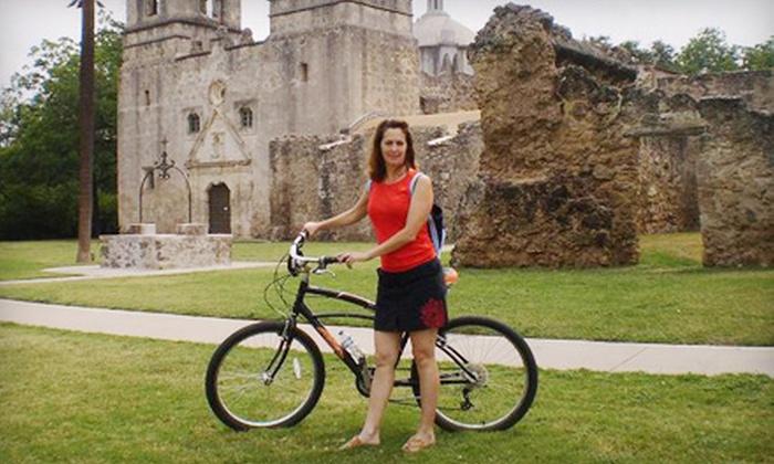 Alamo Bike Shop - Five Points: $15 for an All-Day Bike Rental at Alamo Bike Shop ($30 Value)