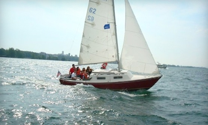 Sail Buffalo Sailing School - First Ward: $79 for a Two-Hour Lesson for Two from Sail Buffalo Sailing School ($250 Value)