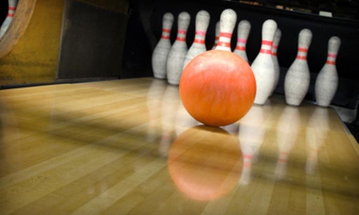 Tonawanda Bowling Center - Tonawanda: $15 for Two Hours of Bowling for Up to Five People at Tonawanda Bowling Center ($51 Value)