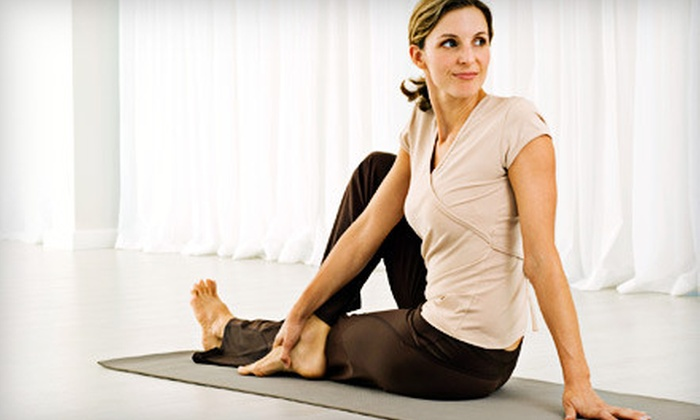 Body Experience Fitness Studio - Shelby Township: $25 for 10 Drop-In Yoga Classes at Body Experience Fitness Studio in Shelby Township ($120 Value)