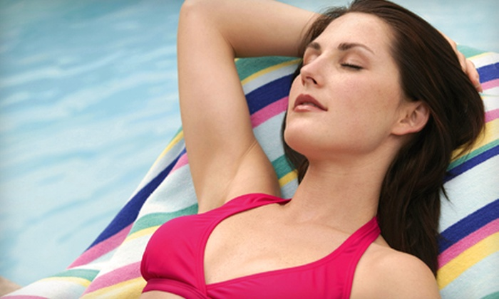 Agapé Medical Spa - Warwick: Laser Hair-Removal Treatments for Small, Medium, or Large Areas at Agapé Medical Spa