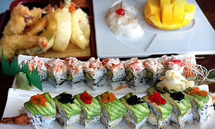 Maki Sushi & Noodle Shop - Park Ridge: $20 Worth of Maki and Sushi Rolls