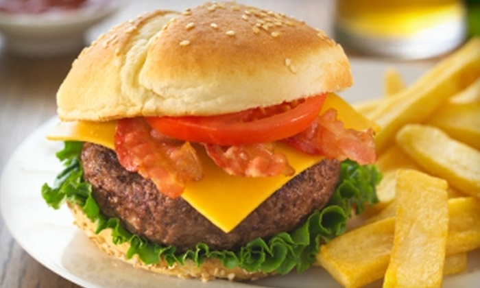 Bootleggers Bar and Grill - Harborcreek: $12 for $25 Worth of Classic American Fare and Drinks at Bootleggers Bar and Grill