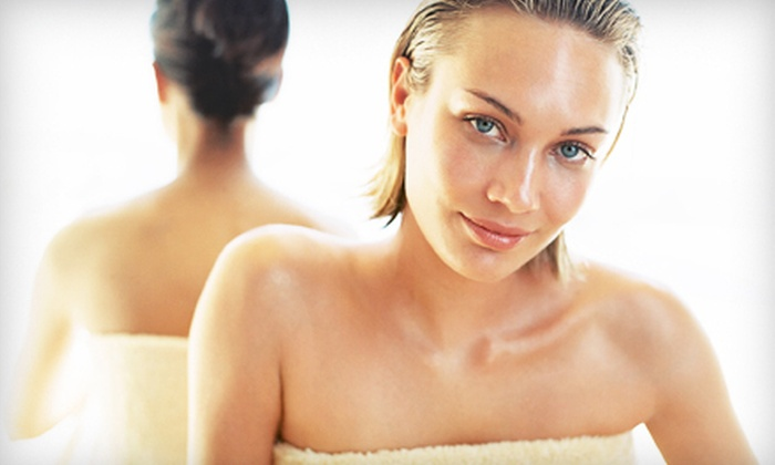 Hadiya Wellness - Haiya Wellness LLC.: 3, 5, or 10 Infrared-Sauna Sessions at Hadiya Wellness (Up to 67% Off)