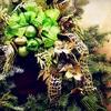 $15 for $30 Toward a Custom Holiday Wreath