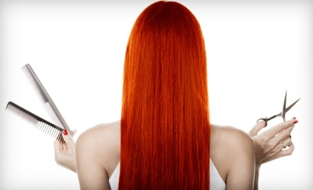 Stand Out Salon: Cut, Blow-Dry, Style and Mini Highlight Treatment  - Stand Out Salon in Salem