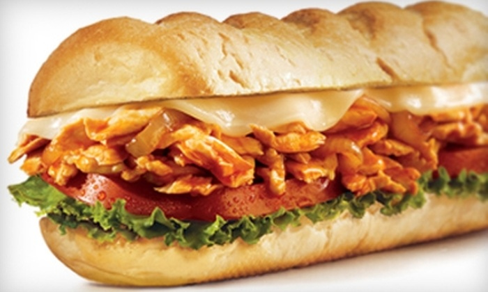 Charley's Grilled Subs - Benton Park: $6 for $12 Worth of Fresh Subs and More at Charley's Grilled Subs