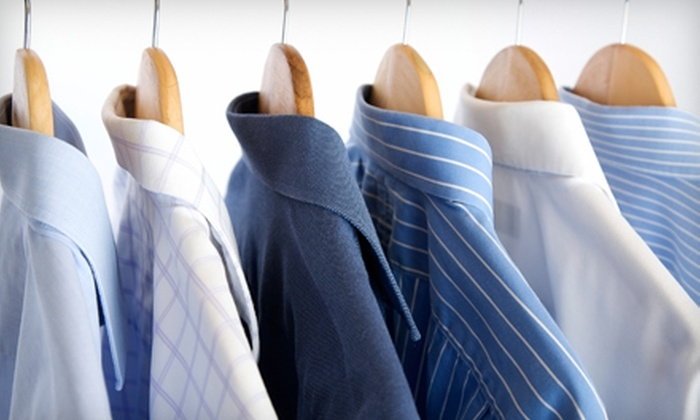 Broadmoor Busy Bee Eco Green Cleaning Centre - Broadmoor: Dry-Cleaning Services at Broadmoor Busy Bee Eco Green Cleaning Centre in Richmond (Up to 60% Off). Three Options Available.