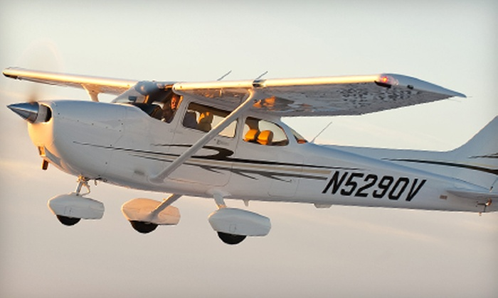 Airbourne Systems Flight Training - North Fort Lauderdale: $69 for Discovery Flight Lesson from Airborne Systems Flight Training ($149.95 Value)