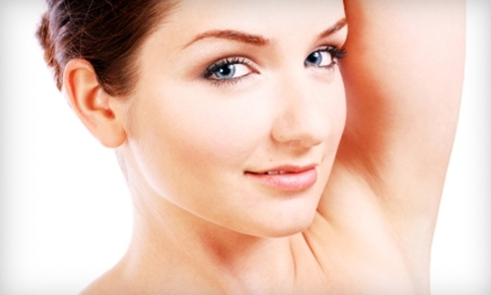 U Boutique and Med Spa - Dallas: $129 for Six Laser Hair-Removal Sessions at U Boutique & Med Spa in Plano (Up to $1,050 Value)