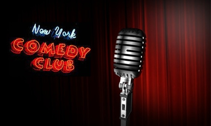 New York Comedy Club - Sunshine Parkway: $6 for One Ticket to New York Comedy Club (Up to a $15 Value)