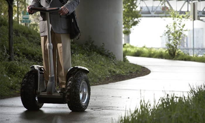 Segway Adventures of Montgomery - Montgomery: $30 for a 45-Minute Segway Tour from Segway Adventures ($60 Value)