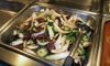 Up to 54% Off Chinese Buffet at Oriental Feast