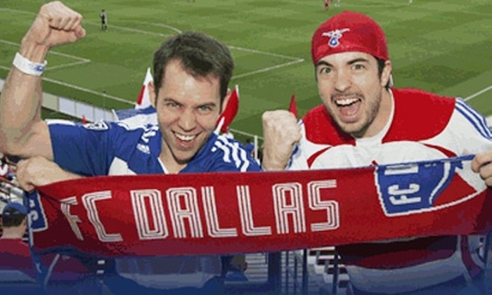 FC Dallas - Frisco: $15 Sideline Ticket to an FC Dallas Game ($30 Value). Choose from Two Dates.