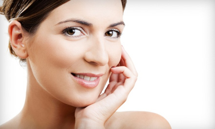 LipoLaser of West Chester - Cincinnati: One or Three Microcurrent Lunchtime Facelift Treatments at LipoLaser of West Chester
