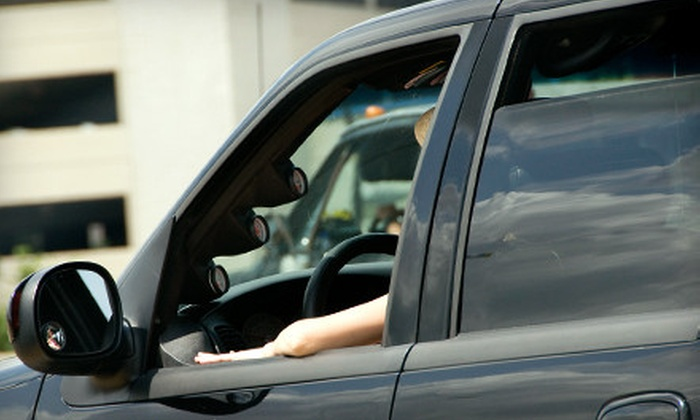L.A. Tint - Manassas: $49 for $100 Worth of Car-Window Tinting at L.A. Tint in Manassas