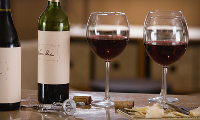 Robust Wine Bar & Café - Webster Groves: Wine and International Lunch or Dinner Fare for Two at Robust Wine Bar & Café