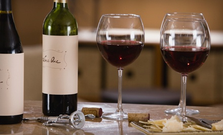 Robust Wine Bar & Cafe: Lunch and Wine for Two - Robust Wine Bar & Cafe in St. Louis