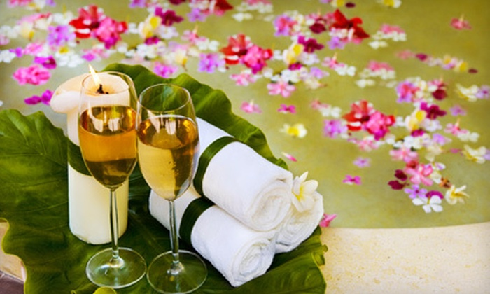 Massage Isles & Wellness Center - Sunny Isles: Massage for One or Two with Champagne at Massage Isles & Wellness Center in Sunny Isles Beach (Up to 64% Off)