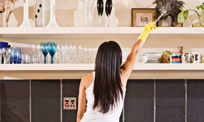 Pure Productive Services - Fairview: Cleaning of a Studio Apartment or a One-, Two-, Three-, or Four-Bedroom Home from Pure Productive Services (60% Off)