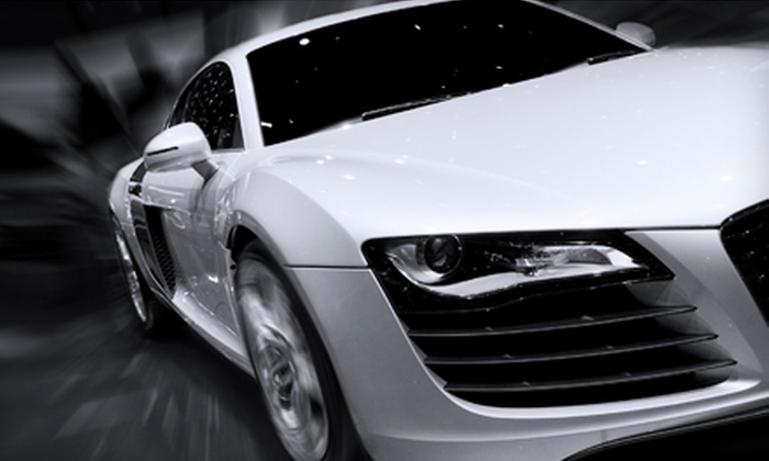 AJ Auto Detailing - Central San Jose: $80 for a Custom Detail Package with Hand Wash, Wax, and Light Interior Cleaning at AJ Auto Detailing ($160 Value)