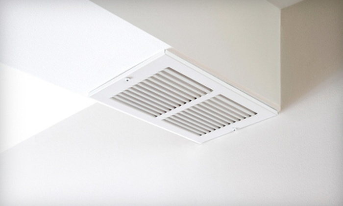 Hi Tech Carpet & Air Duct Cleaning - Atlanta: Duct Cleaning for One Return and Six Vents or Unlimited Vents from Hi Tech Carpet & Air Duct Cleaning (Up to 70% Off)