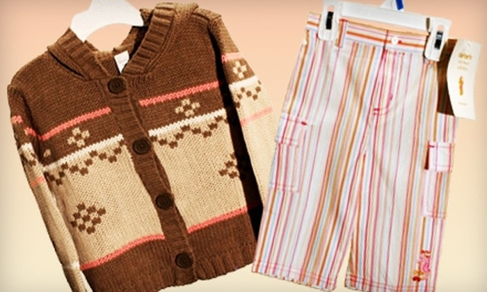 Free Spirit Children's Clothing - Mechanicsburg: $10 for $20 Worth of Apparel at Free Spirit Children's Clothing in Mechanicsburg