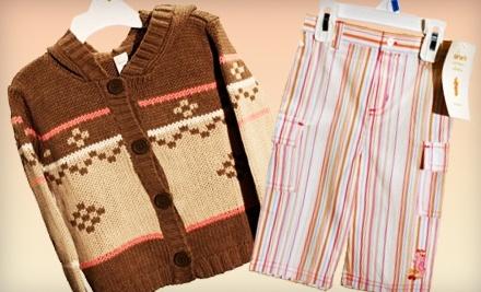 $20 Groupon to Free Spirit Children's Clothing - Free Spirit Children's Clothing in Mechanicsburg