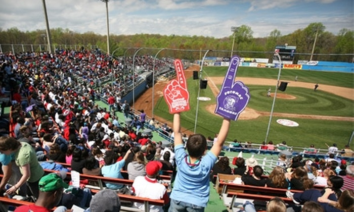 Potomac Nationals - Lake Ridge: Opening-Weekend Game Package for the Potomac Nationals at Pfitzner Stadium in Woodbridge. Three Dates Available.