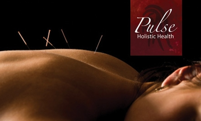 Pulse Holistic Health - North End: $40 Consultation, Exam, and Acupuncture Session at Pulse Holistic Health ($90 Value)