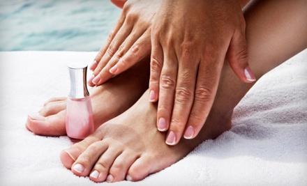 Manicure and Pedicure (a $55 value) - Renewed Spirit, LLC in Okemos