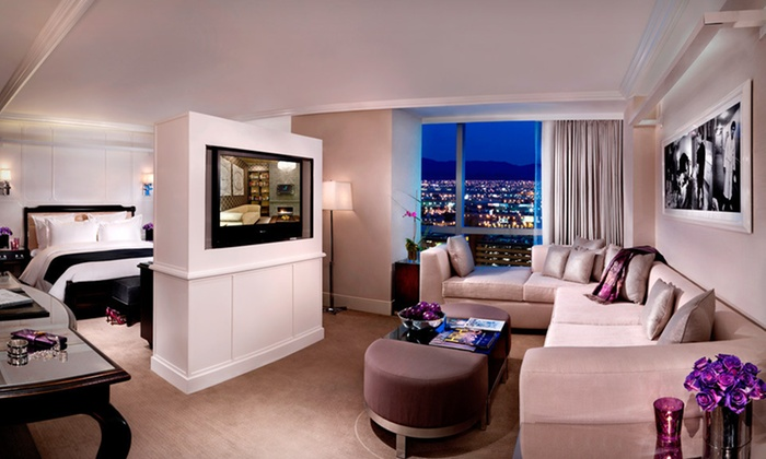 Hard Rock Hotel and Casino featuring HRH Tower Suites - Las Vegas, NV: Two-Night Stay for Two in a Supreme King Suite at Hard Rock Hotel and Casino in Las Vegas