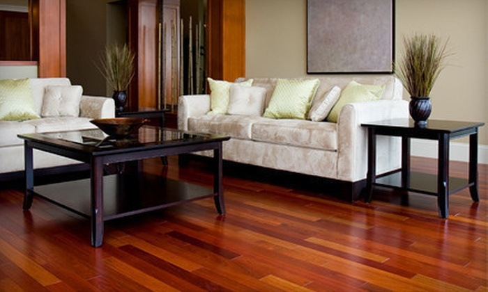 Honey Do This Remodeling & Restoration - Tulsa: Hardwood-Floor Refinishing for Up to 200 or 650 Square Feet from Honey Do This Remodeling & Restoration (Up to 60% Off)