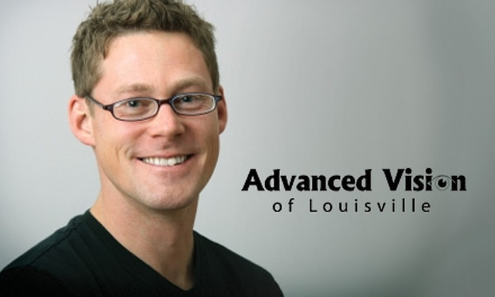 Advanced Vision of Louisville - East Louisville: $50 for $150 Worth of Frames Plus 25% Off an Exam and Lens Options at Advanced Vision of Louisville