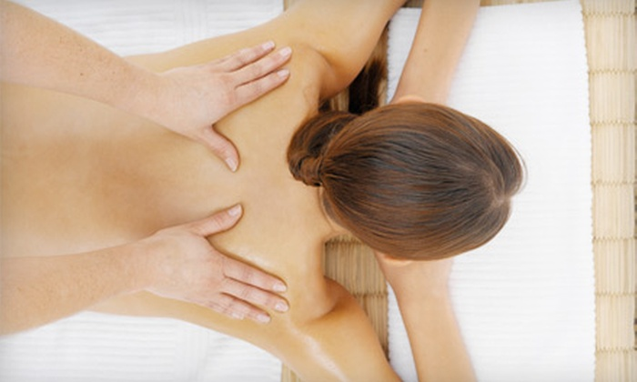 Plush Salon & Spa - Mesa: $29 for a 60-Minute Swedish Massage at Plush Salon & Spa in Mesa ($70 Value)