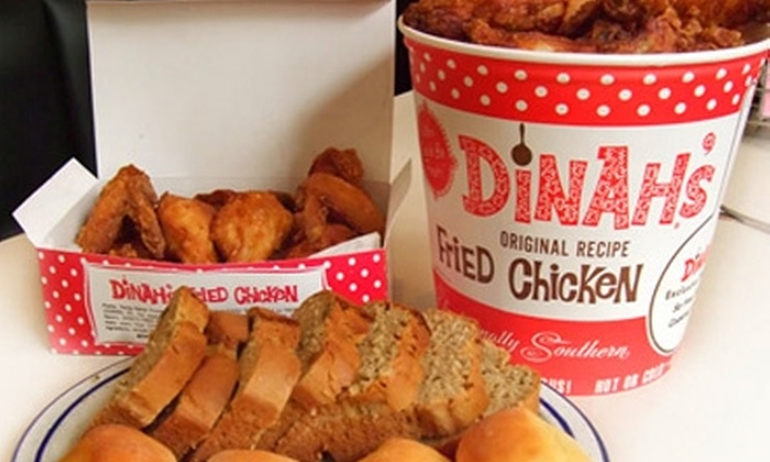 Dinah's Fried Chicken Take Home & Dining Room - Tropico: $10 for $20 Worth of Comfort Food at Dinah's Chicken in Glendale