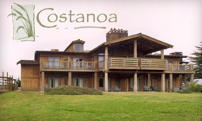 Costanoa - South Coastside: $95 for a One-Night Stay in a Lodge King Room (Up to $189 Value) at Costanoa in Pescadero