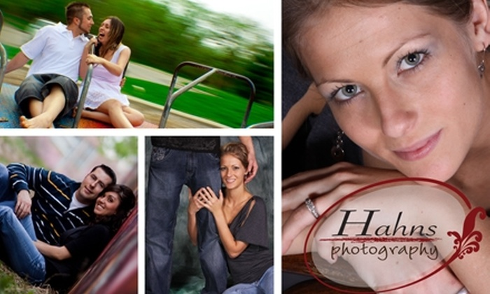 """Hahns' Photography - Mission Village: $49 for Hour-Long Photography Session, One 11""""x14"""" Print, and Sharable Images on Website from Hahns' Photography ($450 Value)"""