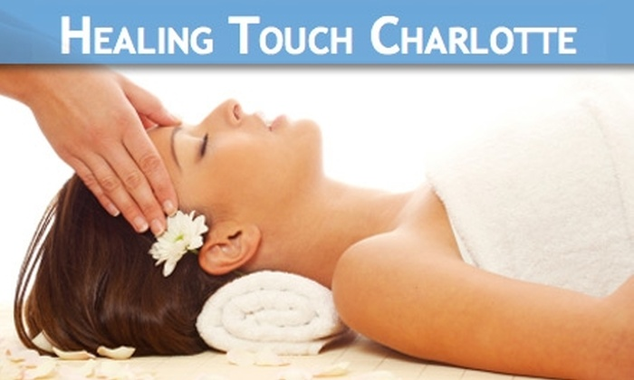 Healing Touch Charlotte - The South End: $29 for Your Choice of One-Hour Massage at Healing Touch Charlotte ($59 Value)