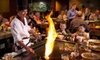 Half Off at Nagoya Japanese Steakhouse & Sushi
