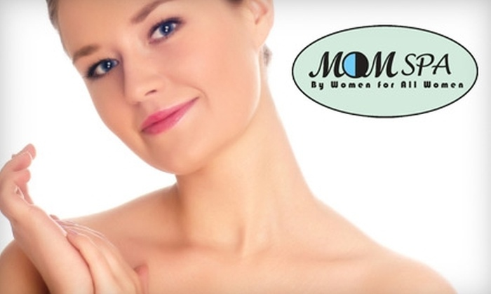 The MoM Spa - Mount Pleasant: $45 for Select Spa Services at The MoM Spa (Up to $90 Value) in Mount Pleasant