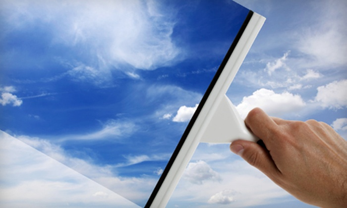 Soap Slingers - Lansing: $20 for $40 Worth of Window-Cleaning Services from Soap Slingers
